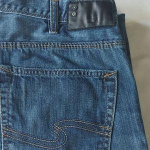 Siver jeans Grayson size W32 / L32